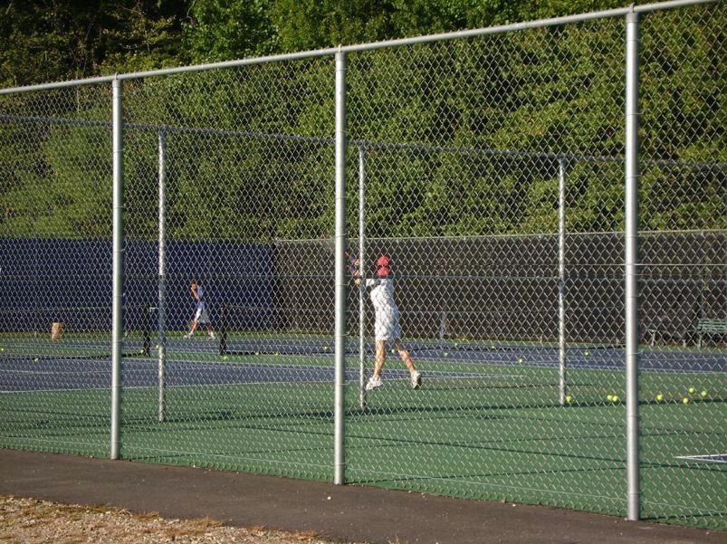 Tennis Court Fences Tennis Court Chain Link Fences 10 Ft