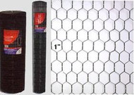 Deer Fence - Hex PVC coated Mesh 1""