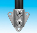 Handrail fitting - Side Mount Flange - HR 15
