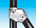 Handrail fitting - Single Socket Tee 60 deg - HR 3