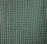 Transparent Knit 70% GREEN or Black 50 ft roll Taped & Grometed. Durable