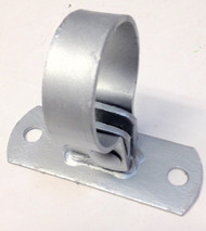 Fence Parts Post Mounts Flanges Amp Anchors Fence Material