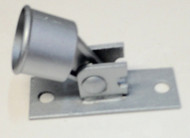 Wall Mount Rail End