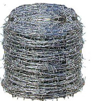 Barb Wire, Galvanzied