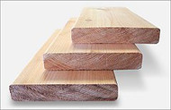 Cedar Deck Boards - Premium White Cedar