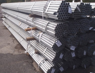 Fence Pipe 40 WT Galvanized 21ft & 24ft Long
