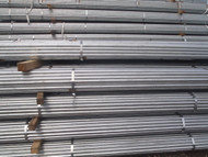 "Fence Pipe 0.065"" Thickness Galvanized 21ft  & 24ft Long"