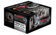 Barnes .40 S&W Ammunition 20 Rounds, TAC-XPD LF SCHP, 140 Grains