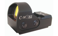 C-MORE STS2 Red Dot Sight 6 MOA Black Without Mount STS2B-6