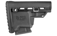 MAKO GL-MAG M4/AR-15 Survival Buttstock w/Built-in Magazine Carrier