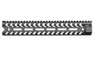 "Yankee Hill Machine S.L.M. Handguard Rifle Length 12.25"" M-LOK Black"