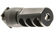 SilencerCo, Saker Muzzle Brake, 5.56mm, 1/2x28 Thread