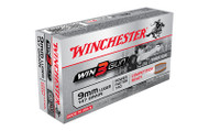 Winchester 9mm 147 Grain Win3Gun Ammo 50rds