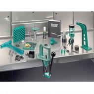 RCBS Explorer Plus O-Frame Single Stage Reloading Kit Aluminum Green