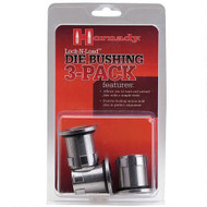 Hornady Lock-N-Load Quick Change Die Bushing 3 Per Package Steel