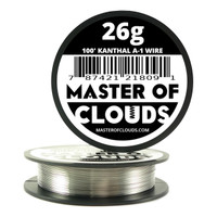 100' Kanthal Wire 20g-36g