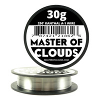 250 ft - 30 Gauge Kanthal A1 Round Wire