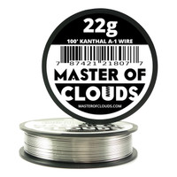 100 ft - 22 Gauge Kanthal A1 Round Wire