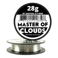 25 ft - 28 Gauge Kanthal A1 Round Wire