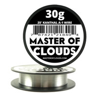 25 ft - 30 Gauge Kanthal A1 Round Wire