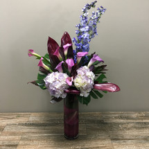 Purple Paradise in Rockville MD, Palace Florists