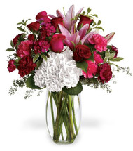 Burgundy Blush in Rockville MD, Palace Florists