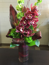 Burgandy Delight - Washington DC - Rockville MD – Palace Florists