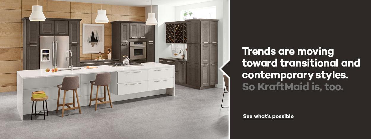 kraftmaid beautiful cabinets for kitchen bathroom - Bathroom Cabinets Kraftmaid