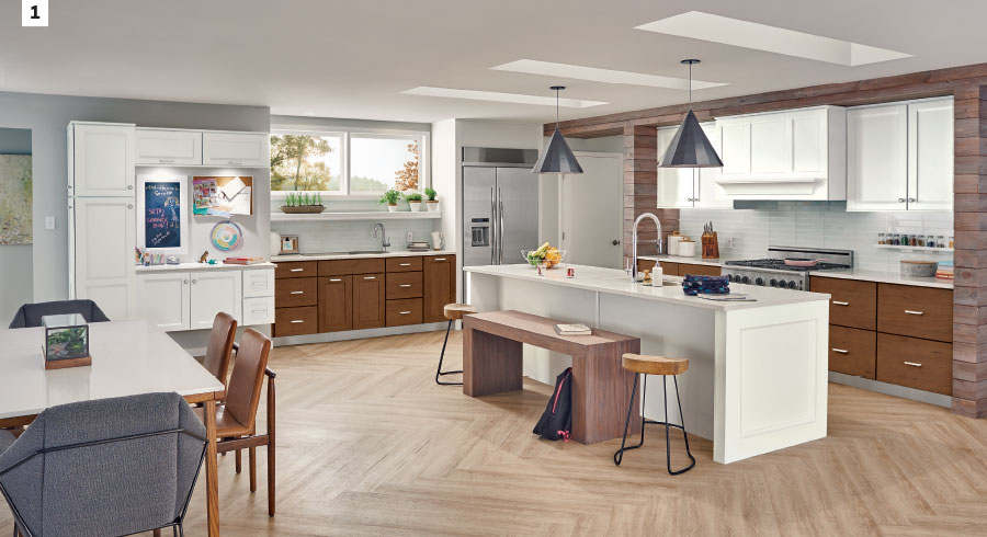 3 Kitchen Trends For 2018 And Beyond Kraftmaid