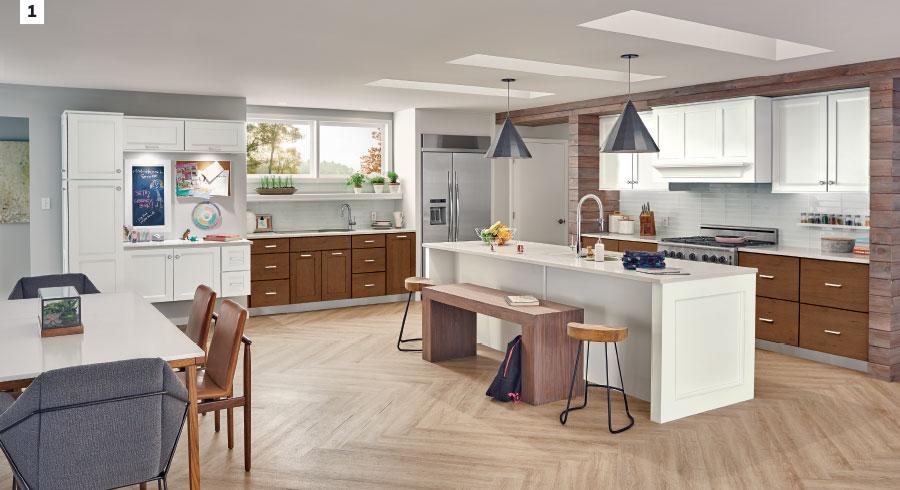 KraftMaid: A Well-Oiled Machine Kitchen