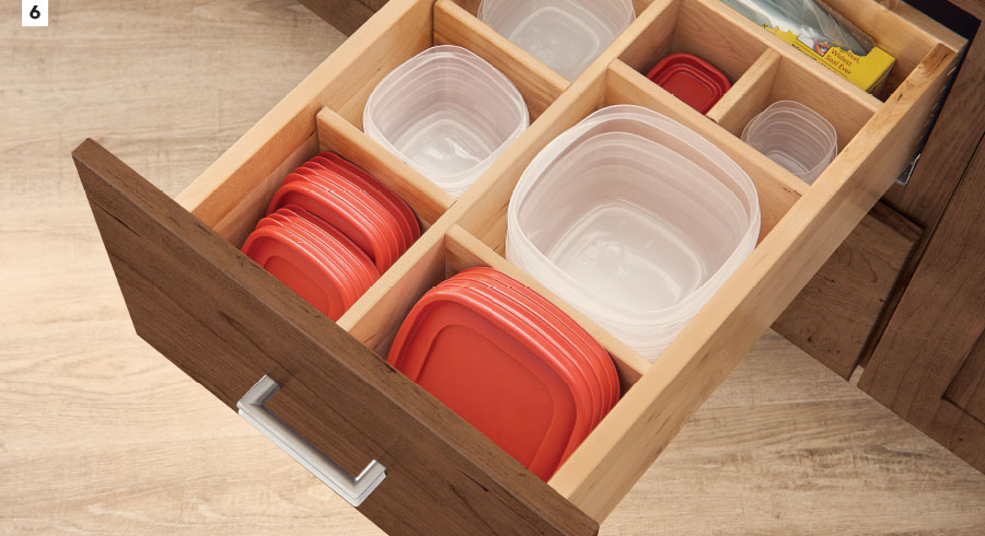 Rubbermaid Drawer Organizer