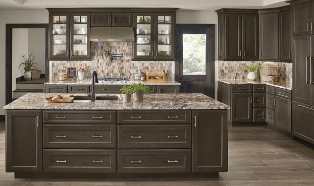 Colors Trending Kitchen Cabinets