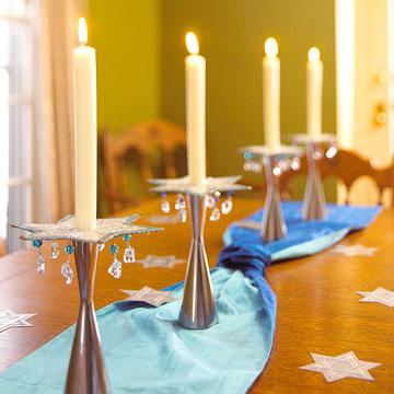 Hanukkah Holiday Design KraftMaid