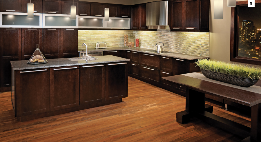 Top 5 S Kraftmaid S Most Popular Kitchen Cabinet Stains