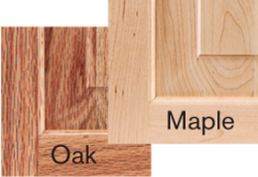 natural wood kitchen cabinets white countertop telegraphing natural wood expectations choosing the right cabinetry