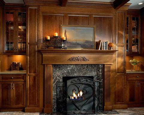 Fireplace Mantle Kraftmaid