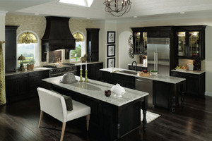 Maple Kitchen in Slate