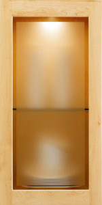 Modern Frosted Insert