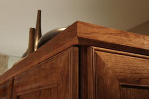 Angled Wood Top