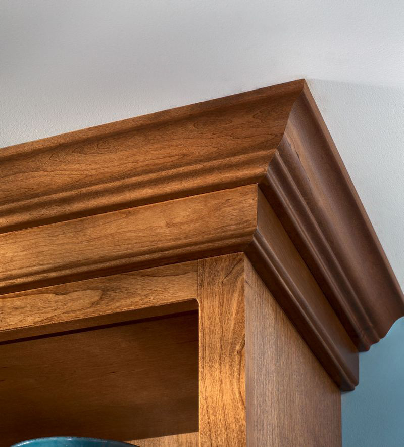 Starter Kitchen Cabinets: Crown And Starter Molding