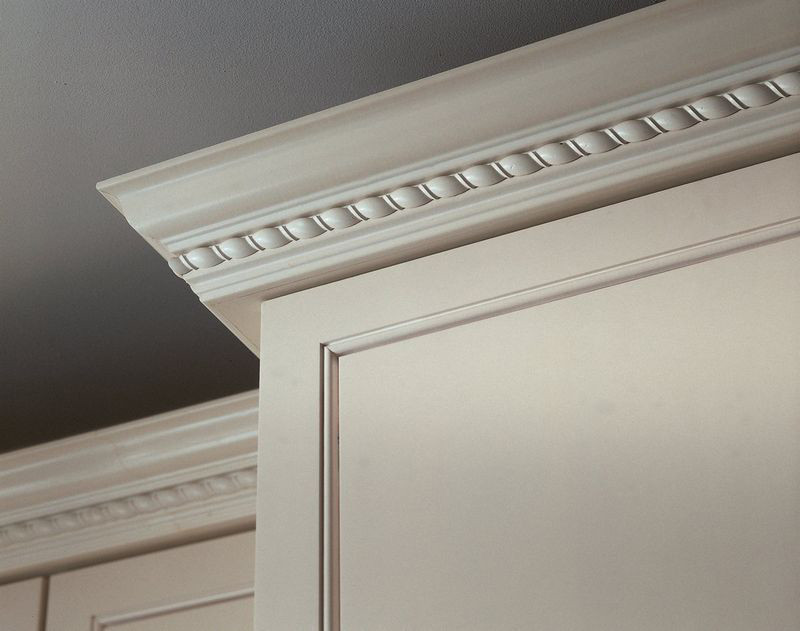 cabinets for the bathroom ribbon twist molding kraftmaid 17594
