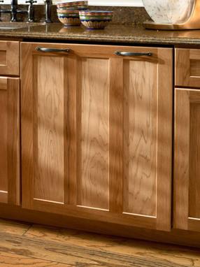 Decorative Appliance Panel For Dishwasher Kraftmaid