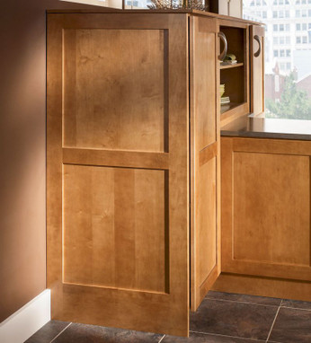 Matching Tall End Panel Kraftmaid