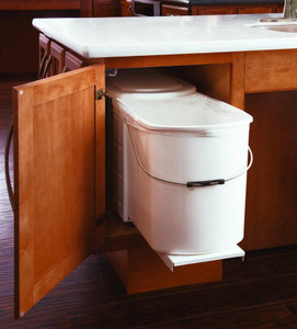 Passport Base Wastebasket