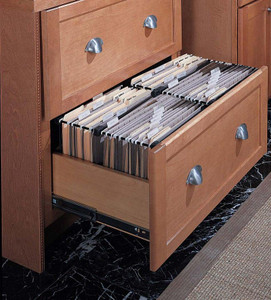 Desk Double File Drawer