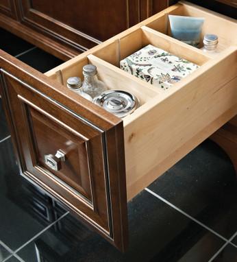 Vanity Adjustable Drawer Dividers Kraftmaid