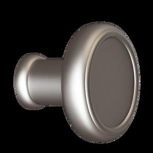 Satin Nickel Baluster Knob