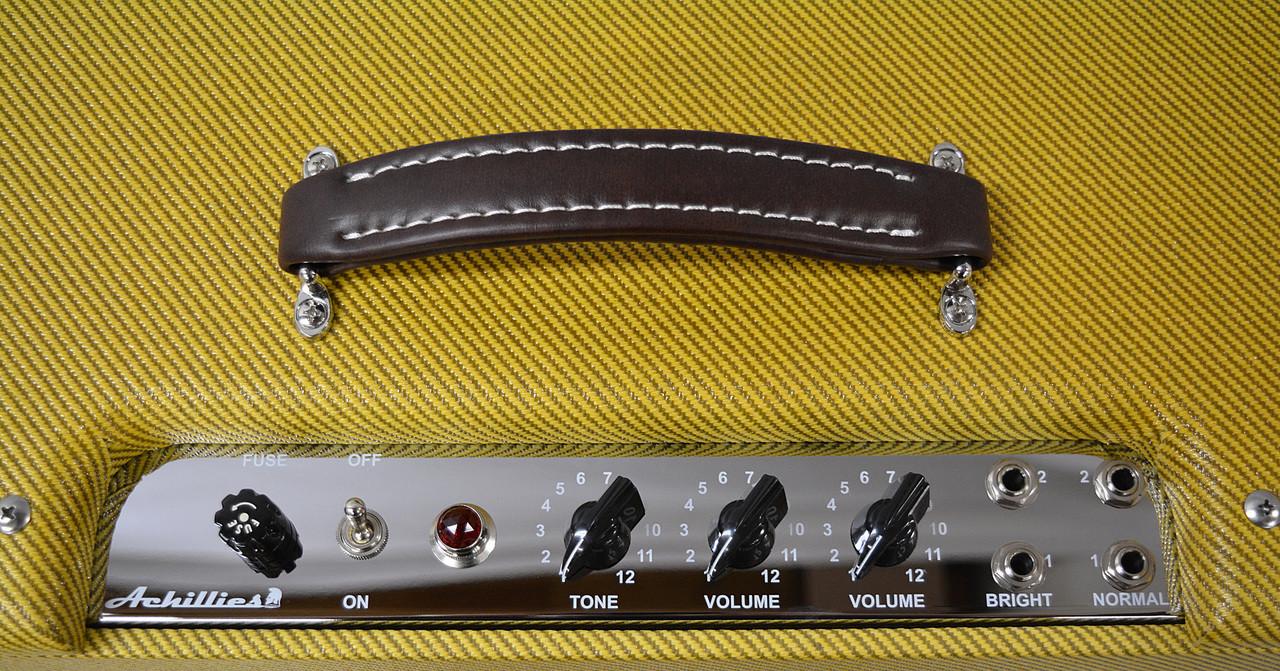 Achillies Tweed Deluxe