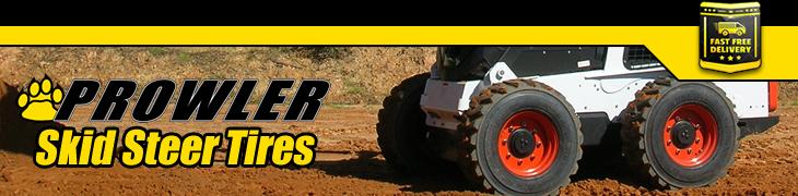 skid steer tire sales