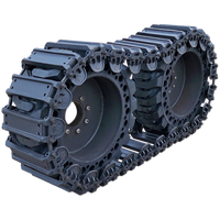 12 Inch Prowler Fusion Steel OTT Tracks
